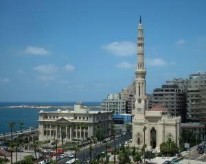 Александрия в мае