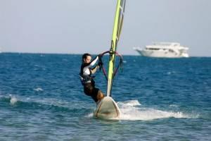 Серфинг в Александрии