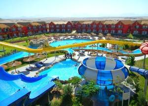 Аквапарки в Шарм-эль-Шейхе