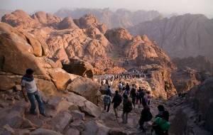 Экскурсия Синайская гора