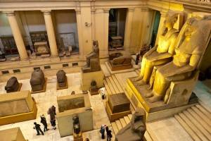 Музеи в Египте