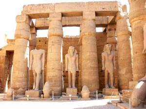 Посещение Луксор