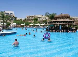 Отель Concorde El Salam Sport Area