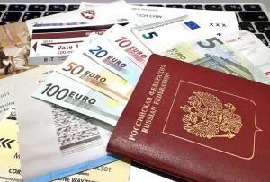 Документы и деньги с собой в Египет