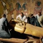 Париж знакомится с Тутанхамоном