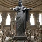Бог Серапис — бог плодородия в Египте