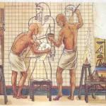 Искусство живописи в Древнем Египте