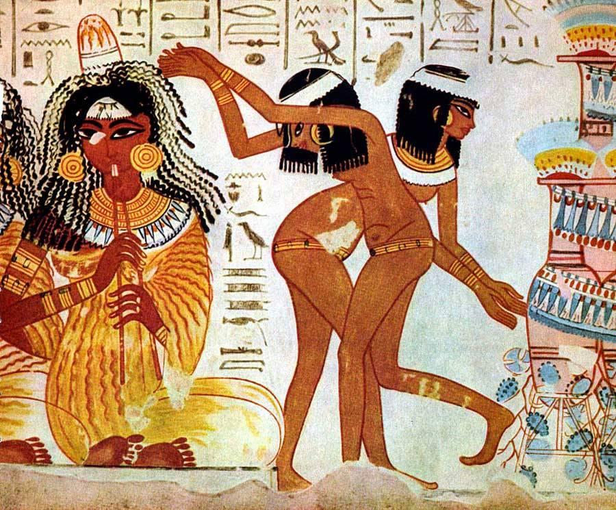 Д Брестеда Историю Древнего Египта