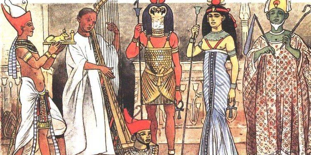 Древнеегипетский фараон Хуфу