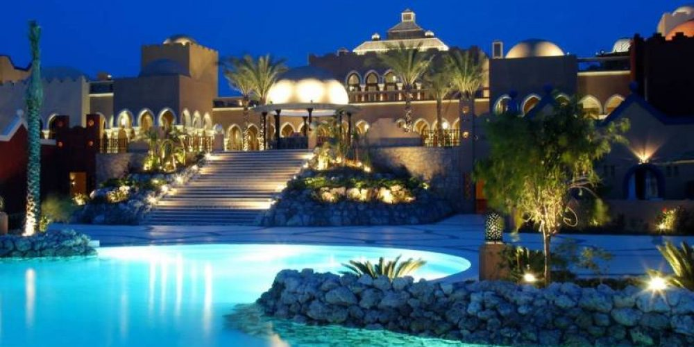 Пятизвездочный отель Savita Resort