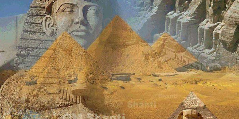 Закат славы Египта