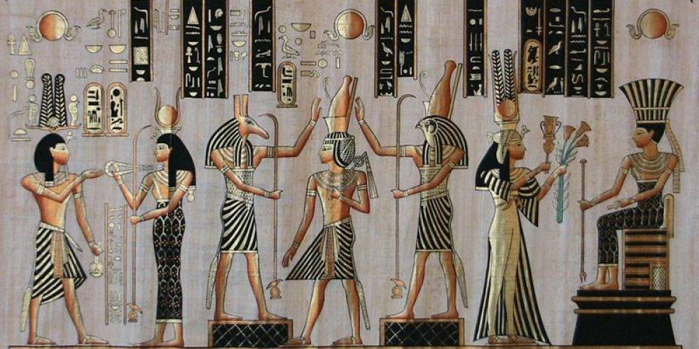 ИСХОД ЕВРЕЕВ ИЗ ЕГИПТА (часть 2)