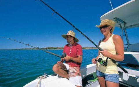 Рыбалка в Шарм-эль-Шейхе