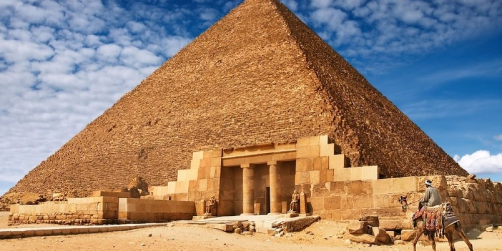 Этот фантастический Древний Египет