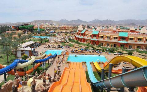 Отели с аквапарком в Египте