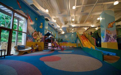 Зоны отдыха для детей