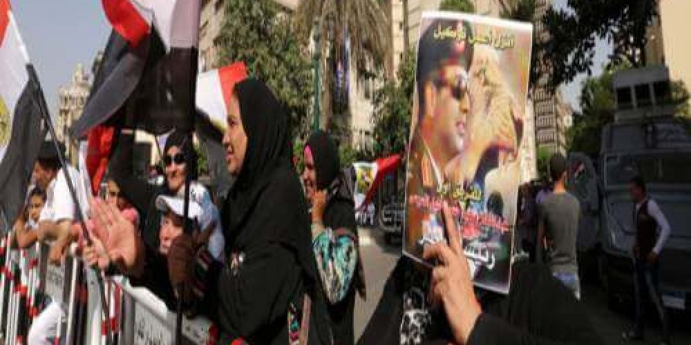 Египтяне против уступки островов Аравии