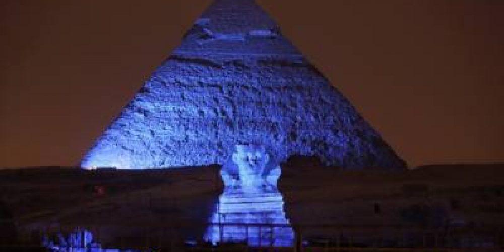 Египет будет сканировать пирамиды с помощью космических лучей