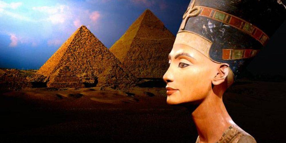 Иконы и искусительницы роковые женщины Египта