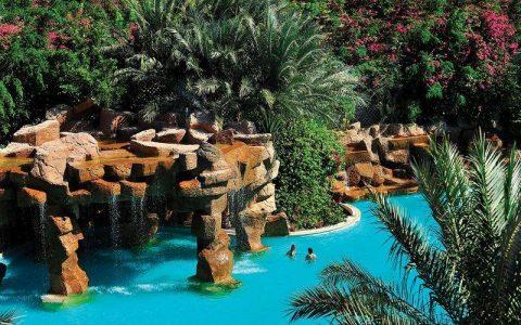 Отель Baron Palms Resort
