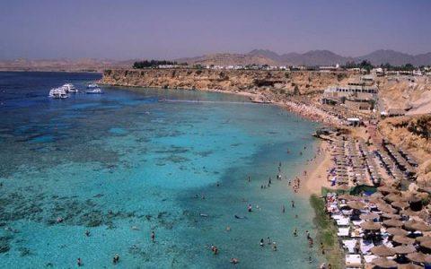 Отдых на пляже Шарм-эль-Шейха