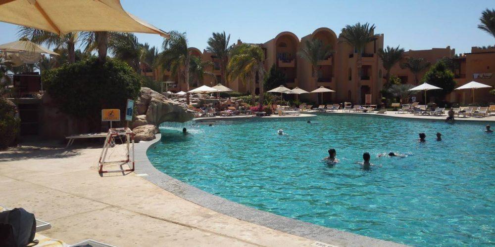 Наш отдых в четырехзвездочном отеле Египта