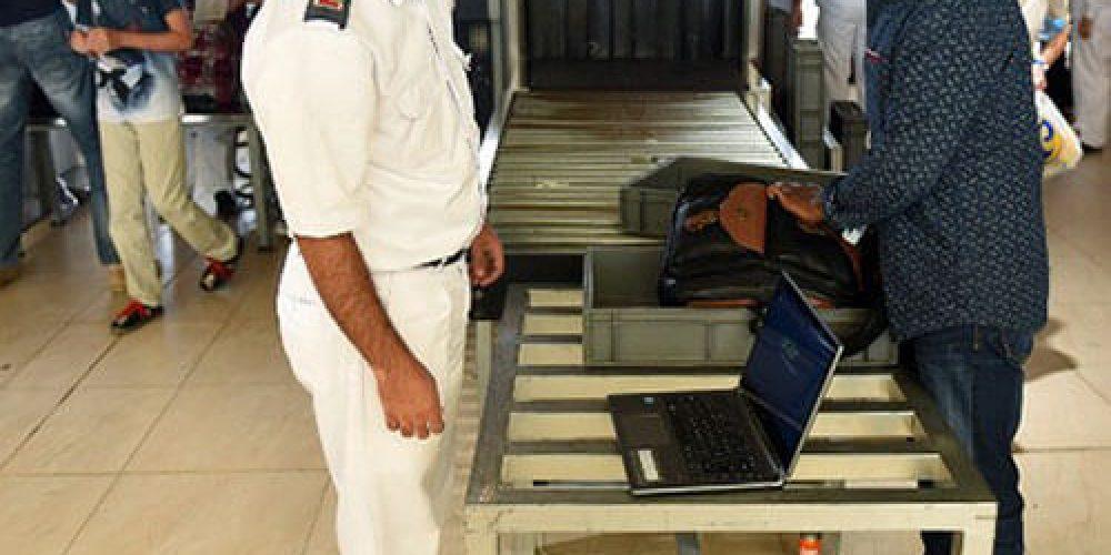 Очередная проверка аэропортов в Египте