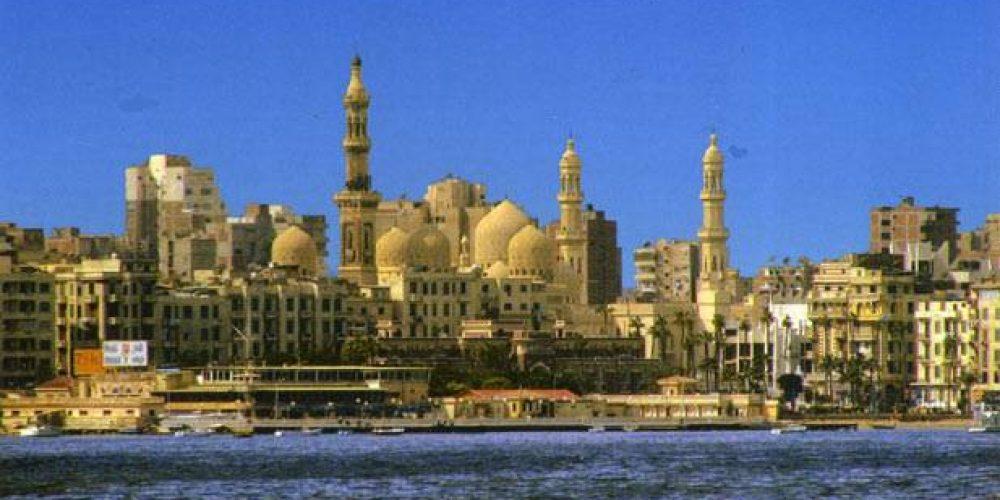 Александрия — ворота Египта