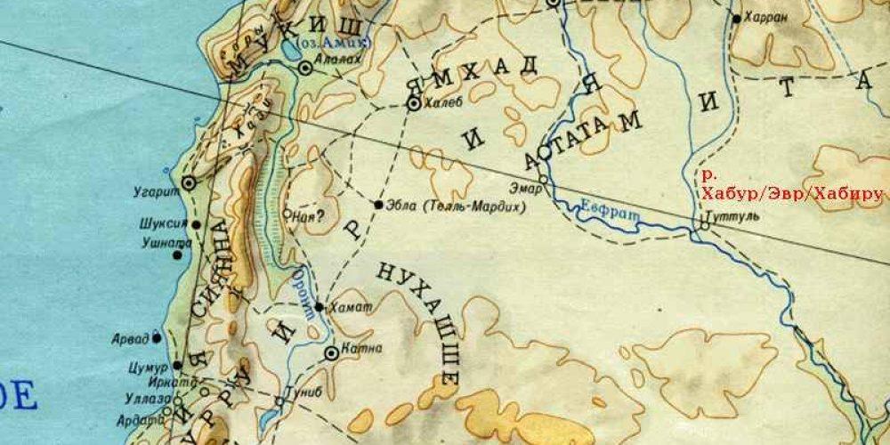 Основы географии Древнего Египта