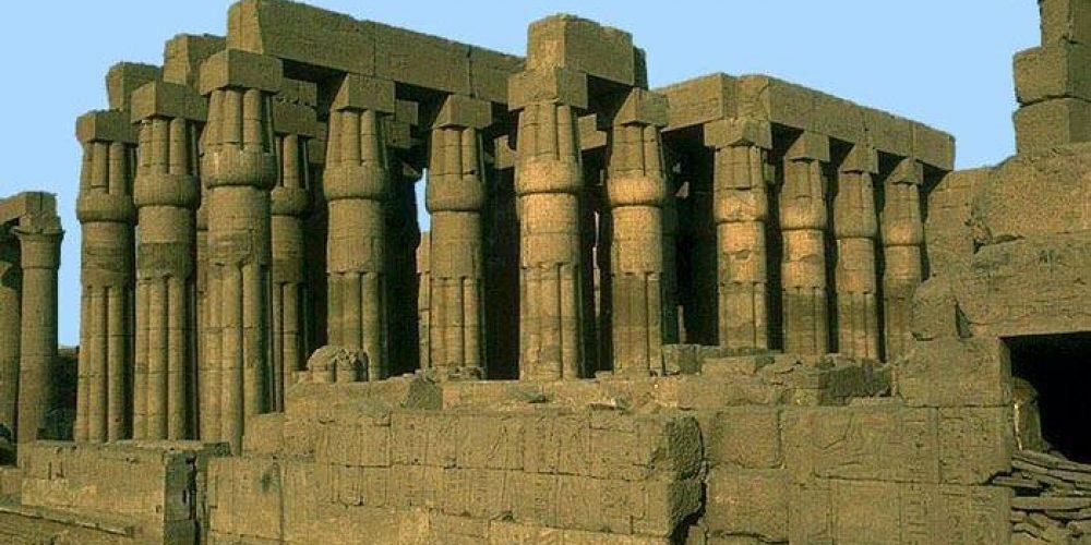 Храмы и процессии