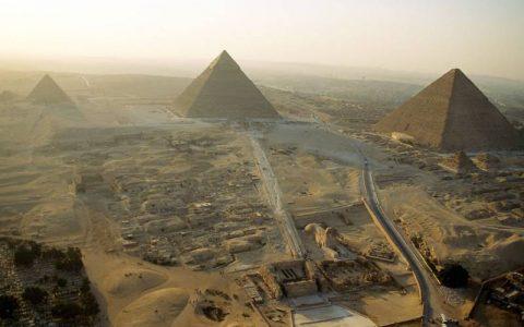 Где находится Египет?