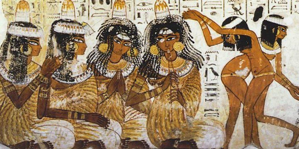 Положение женщин в Древнем Египте