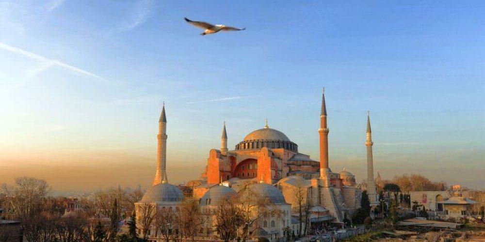 Стамбул  — на стыке Азии и Европы