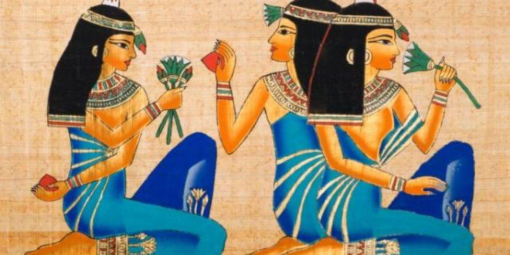 Положение женщин в Древнем Египте (часть 2)