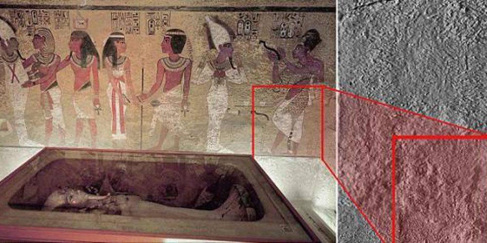 Власти Египта разрешили проводить поиски в гробнице фараона Тутанхамона