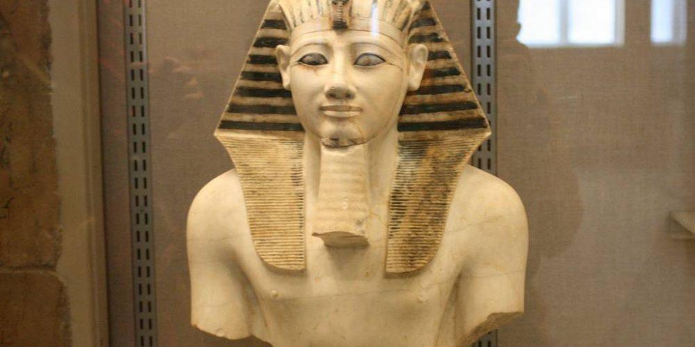 Тутмос III фараон-воин