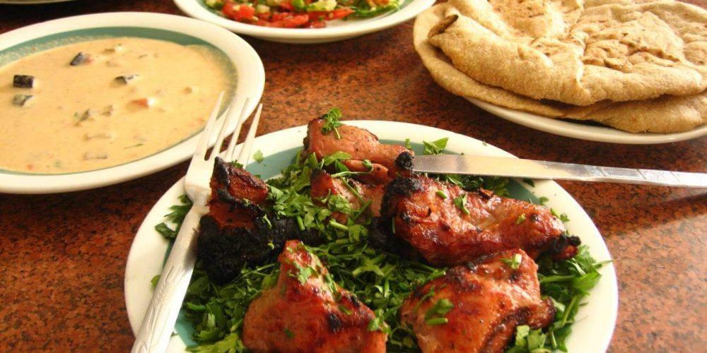 Национальная кухня Египта