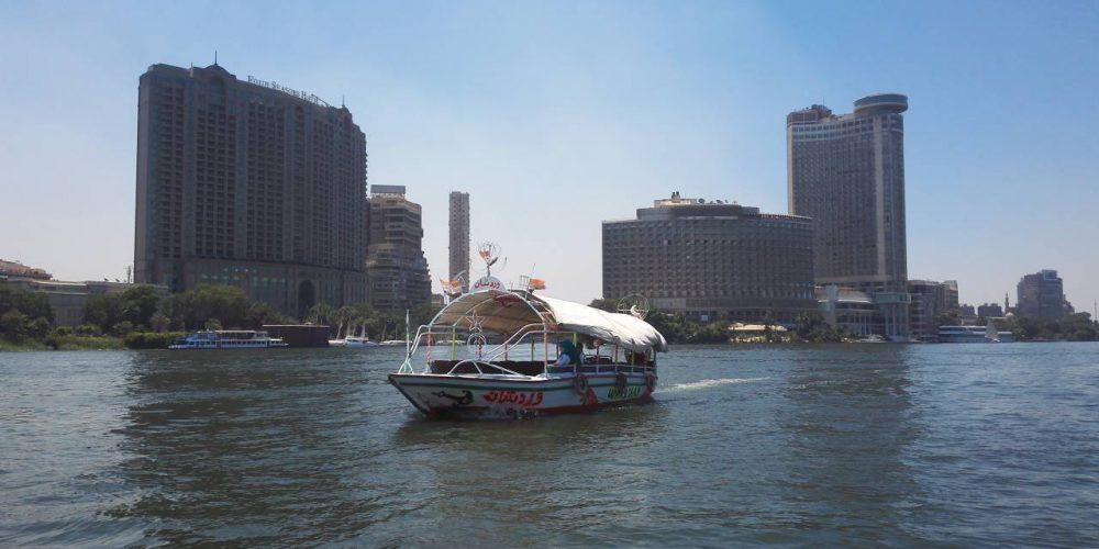Торговля и финансы современного Египта