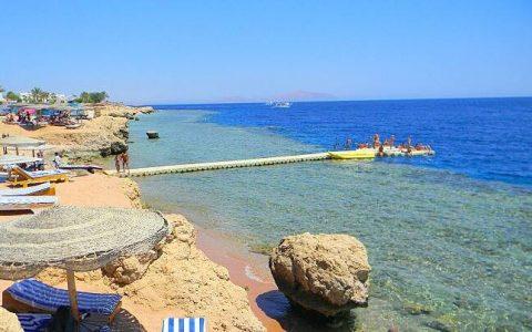 Бархатный сезон на Красном море
